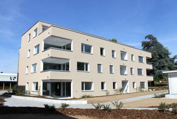 Überbauung Bodenfeld, Menziken AG