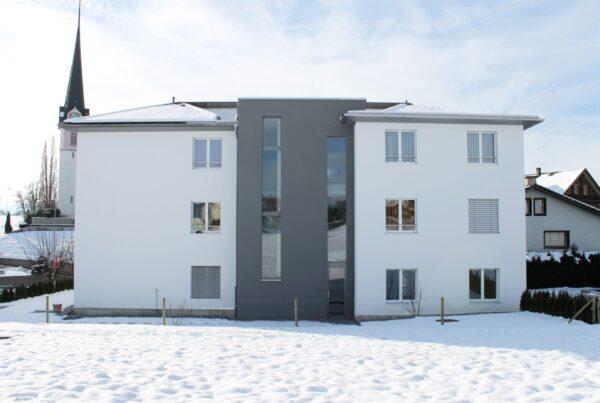 Umbau Mehrfamilienhaus Dorfstrasse, Ballwil LU
