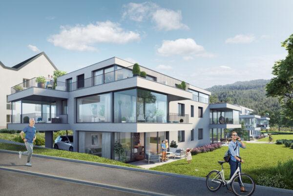 Überbauung Mühlefeld, Erlinsbach SO