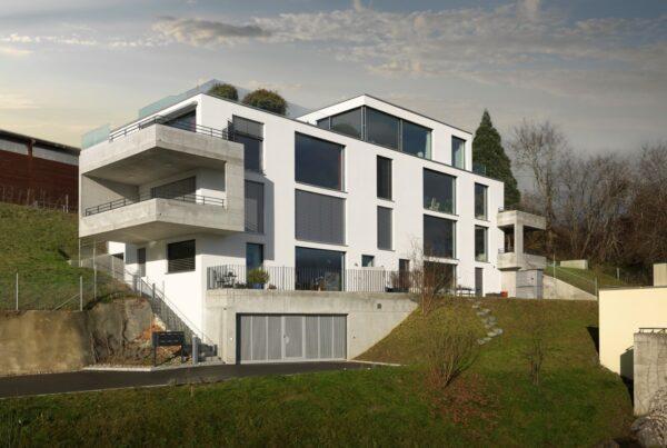 Mehrfamilienhaus Aarauerstrasse, Beinwil am See AG