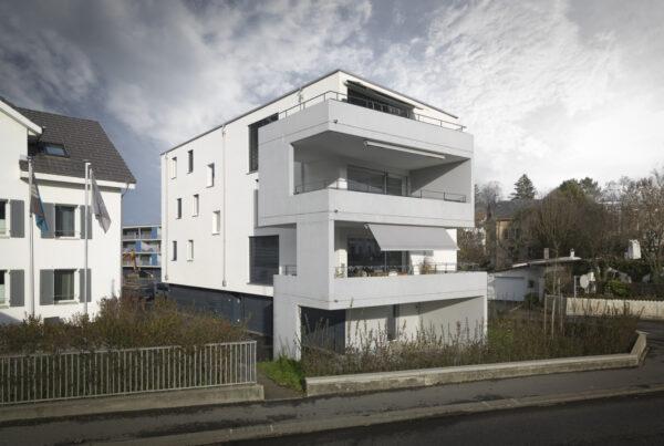 Mehrfamilienhaus Bünzweg, Wohlen AG