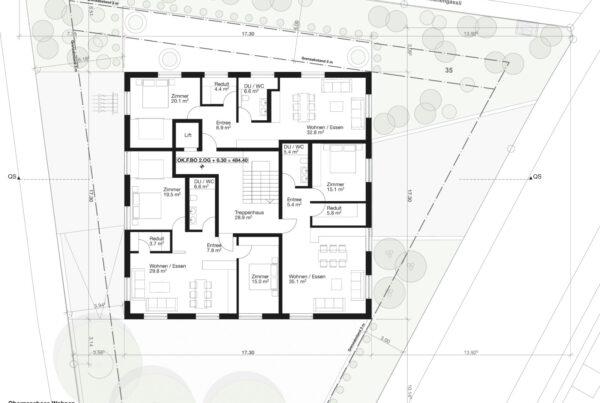 Wohn- und Geschäftshaus Schwanengässli, Eschenbach LU