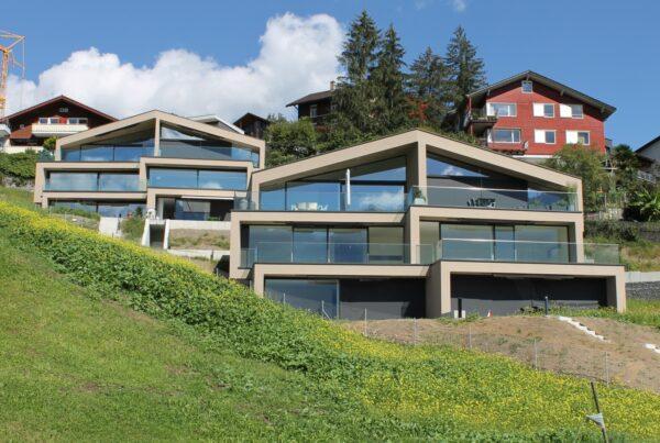 Zwei Mehrfamilienhäuser Seespiegel, Sarnen OW