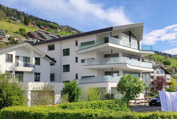 Mehrfamilienhaus Flugfeld, Ennetbürgen NW